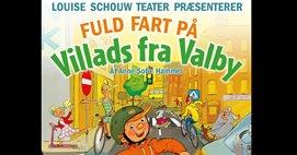 Fuld fart på Villads fra Valby