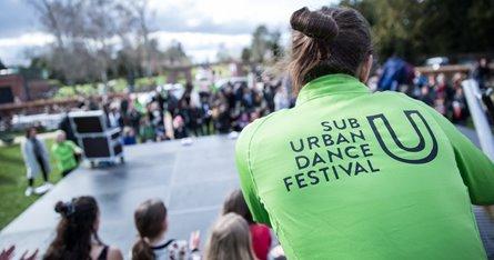 subURBAN DANCE FESTIVAL
