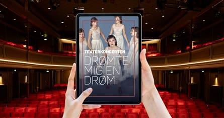 Teaterkoncert Drømte mig en drøm